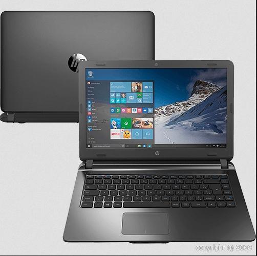 Hp pc portable intel dual core ecran 15 6 4go ram for Photo ecran pc portable
